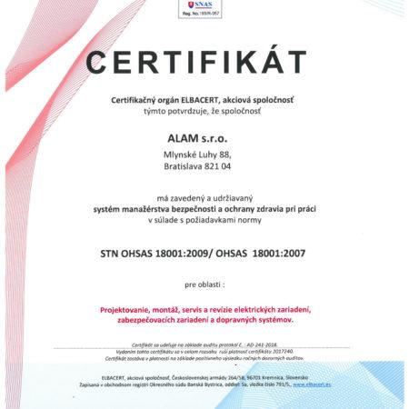 STN-OHSAS-18001_2009-OHSAS-18001_2007